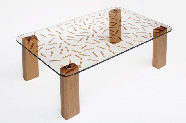 mesa-brigadeiro-exposição-vidro (Foto: Divulgação)