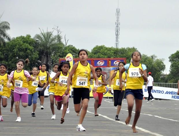 3ª Corrida do Reizinho é realizada em Cuiabá/MT (Foto: Marcus Aurélio/Globo Esporte MT)