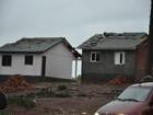 Após temporal, Tapejara contabiliza 150 casas totalmente destruídas
