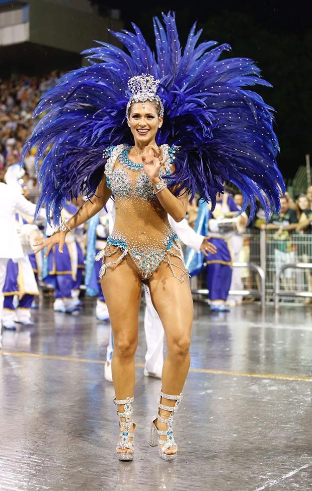 Lívia Andrade (Foto: Eduardo Saraiva/ Ed. Globo)
