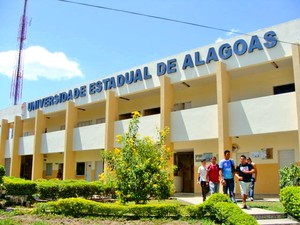 Universidade Estadual de Alagoas (Uneal) (Foto: Cortesia/Ascom Uneal)