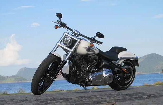Harley Breakout (Foto: Divulgação)