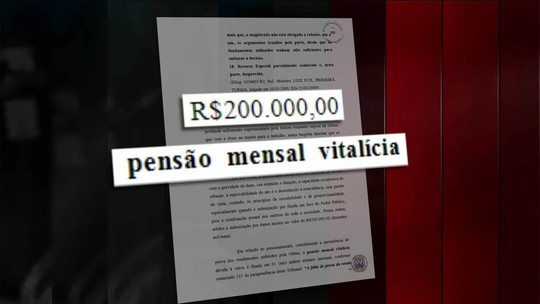 RJ terá que pagar R$ 200 mil a família de vítima de bala perdida