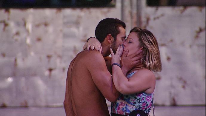 matheus maria claudia (Foto: TV Globo)