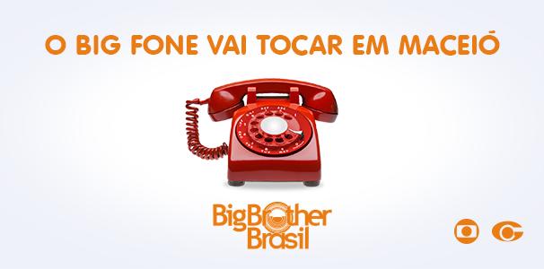 Maceió terá Big Fone pela primeira vez  (Foto: Divulgação / Marketing TV Gazeta)