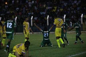 Chapecoense x Interporto (Foto: Cleberson Silva/Chapecoense)