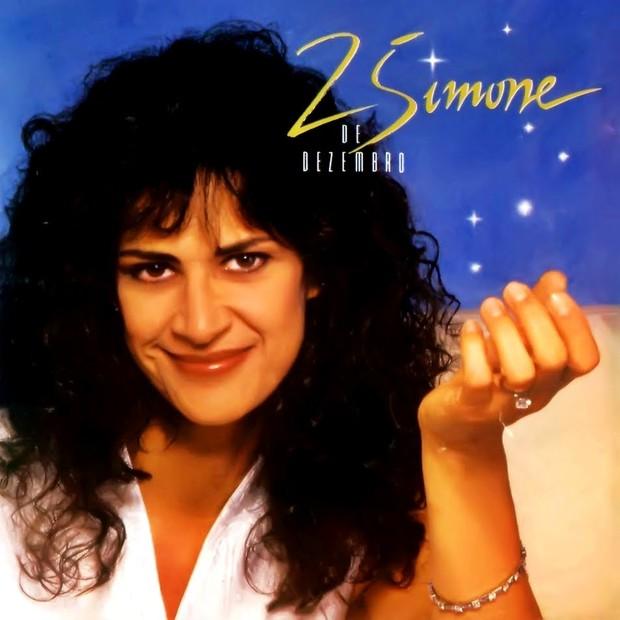 Capa do disco Simone - 25 de Dezembro (Foto: Reprodução)