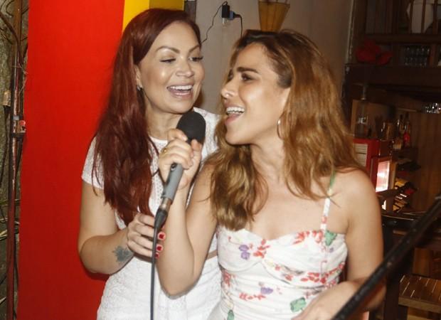 Sol Almeida e Wanessa Camargo (Foto: Divulgação)