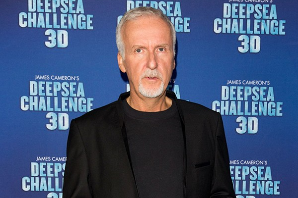 James Cameron (Foto: Getty Images)