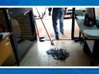 Suspeitos atiram contra detento em frente a secretaria de estado em MS