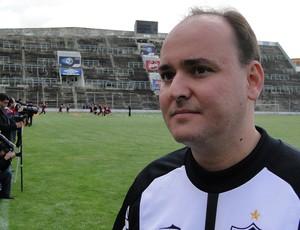 Otaviano Rodrigues, médico do Atlético-MG (Foto: Léo Simonini)