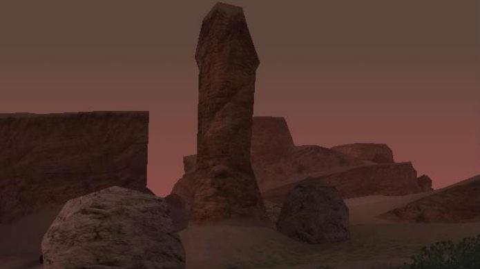 GTA San Andreas: a infame Cock Rock em toda sua glória (Foto: Reprodução/Wikipedia)