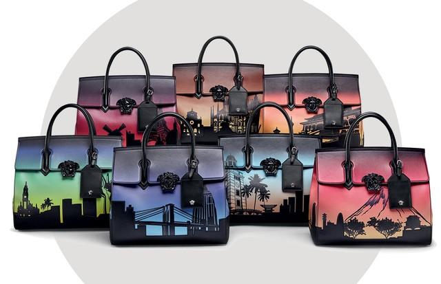 Bolsas Versace (Foto: Reprodução)