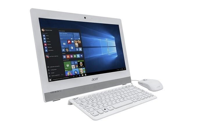 Modelo da Acer é alternativa para quem busca custo benefício (Foto: Divulgação/Acer)