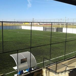 Clube Gaviões do Cerrado é fundado para revelar atletas de alto nível em Uberlândia (Foto: Caroline Aleixo)
