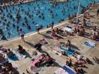 São Paulo terá domingo com calor de até 33º C, diz Inmet