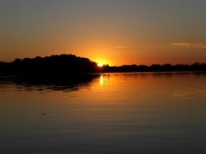 Por do sol da Amazônia (Foto: Divulgação/DavidJ10tour)