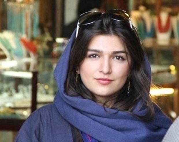 Campanha on-line pede libertação Ghoncheh Ghavami (Foto: Reprodução/Change.org)