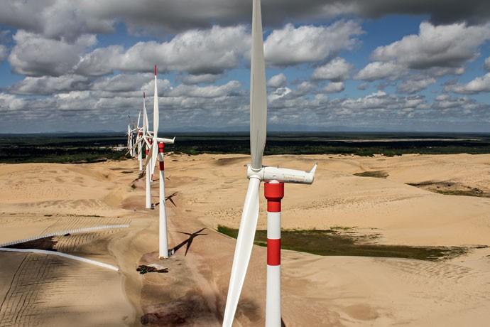 Dossiê: energia e a crise no Brasil