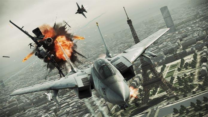 Ace Combat: Assault Horizon (Foto: Divulgação)