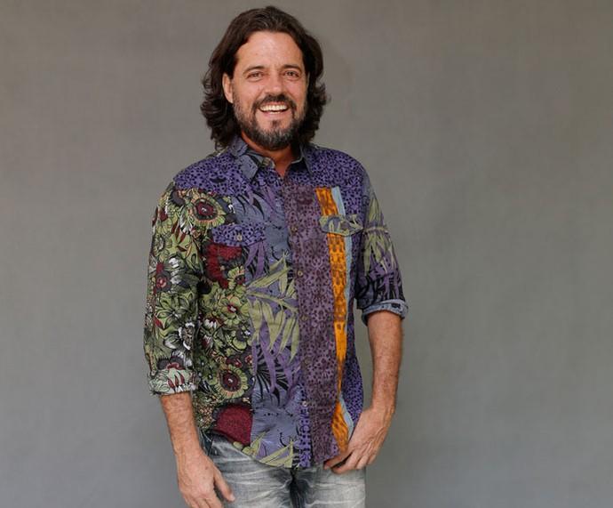 Felipe Camargo, que interpreta Bento (Foto: Fábio Rocha/Gshow)
