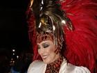 Claudia Raia é eleita madrinha da Beija-Flor