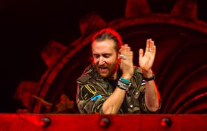 David Guetta no Tomorrowland Brasil 2016: Veja vídeos e fotos