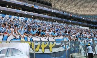 Setor da Geral foi o primeiro a esgotar ingressos (Foto: Diego Guichard/GloboEsporte.com)