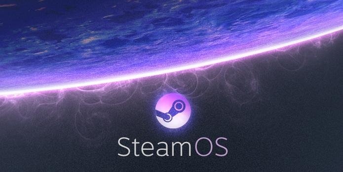 SteamOS, sistema com arquitetura Linux para gamers (Foto: Divulgação/Valve)