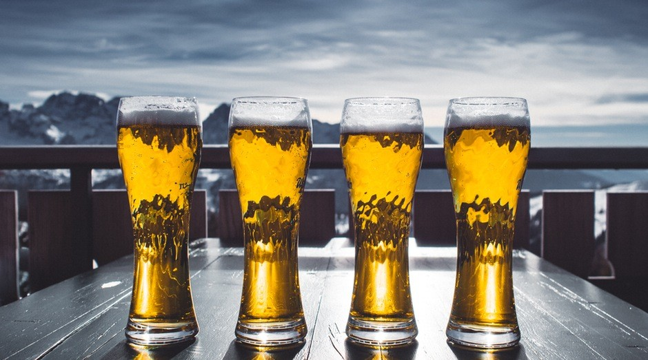 cerveja (Foto: Pexels)