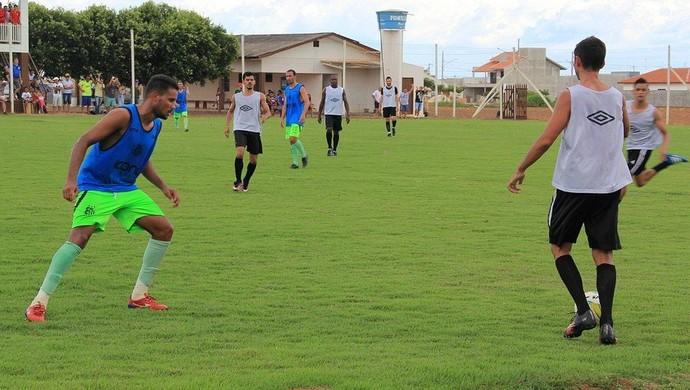 Sinop, jogo-treino (Foto: Valcir Pereira/SportSinop)