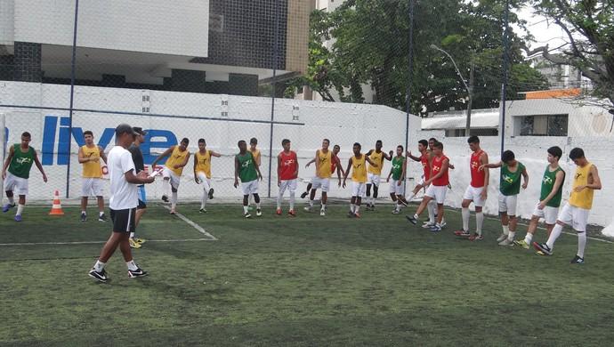Sete de Setembro vai representar Alagoas na Copa São Paulo (Foto: Denison Roma/GloboEsporte.com)