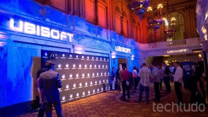 E3 Ubisoft 05 (Foto: Isadora Díaz/TechTudo)