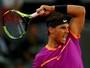 Nadal e Djokovic fazem 50º duelo da rivalidade na semi do Masters de Madri