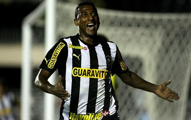 elias botafogo náutico são Januário Série A (Foto: VItor Silva / SSPress)