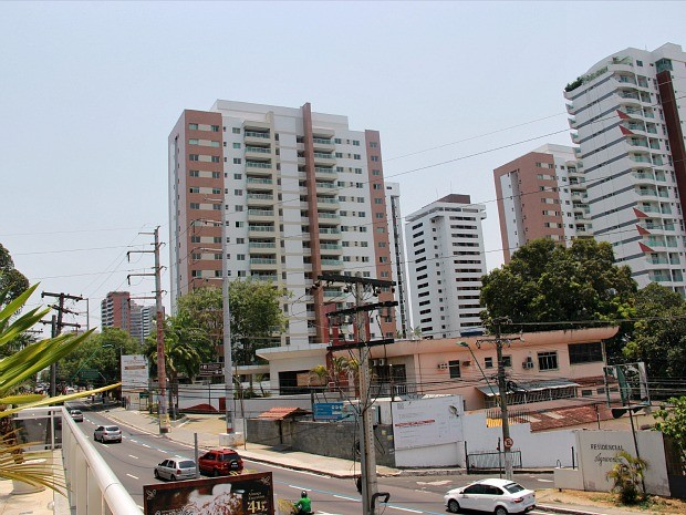 Cidade de Manaus  (Foto: Leandro Tapajós/G1 AM)