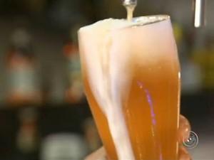 Cerveja (Foto: Reprodução/TV TEM)