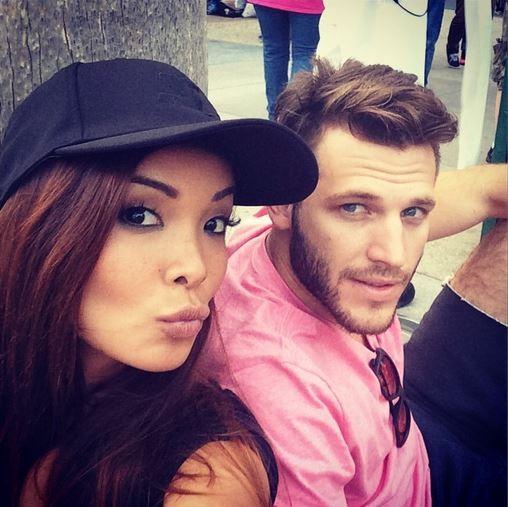 Carol Nakamura e Raphael (Foto: Reprodução / Instagram)