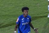 Cruzeiro empata com o Santos pelas quartas da Copa do Brasil Sub-20
