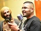 Saraus reúnem autor do 'próprio dicionário', música e artes em Poços