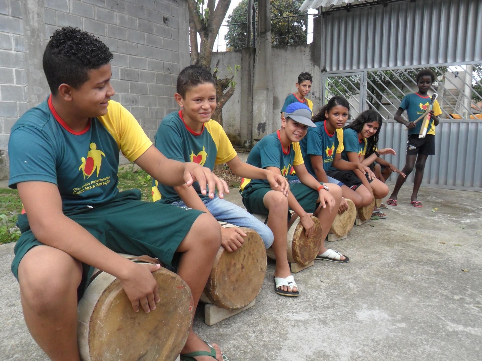 Centro Nova Geração (Foto: Ludmila Nascimento)