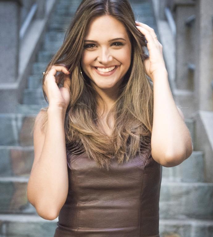Cassandra pode ser doidinha, mas é diva! (Foto: Caiuá Franco/Globo)