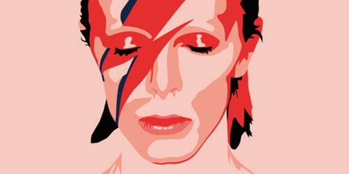 David Bowie - Ziggy Stardust (Foto: Divulgação)