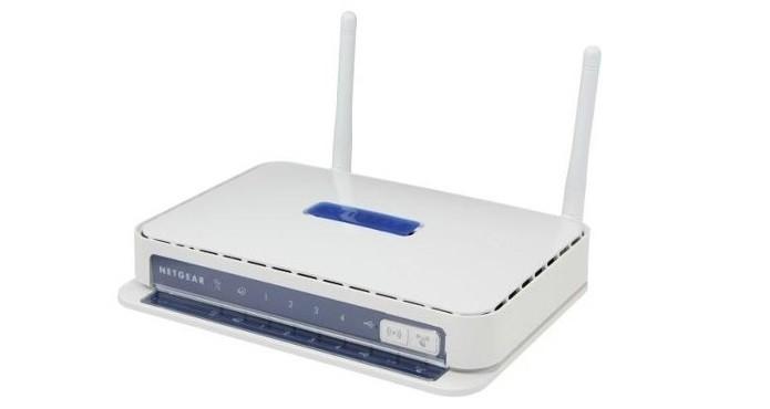 Modelo da Netgear conta com duas antenas externas (Foto: Divulgação/Netgear)