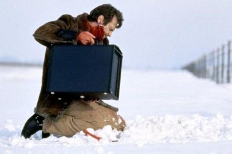 Steve Buscemi em cena do longa 'Fargo', dos irmãos Cohen (Foto: Reprodução da internet)