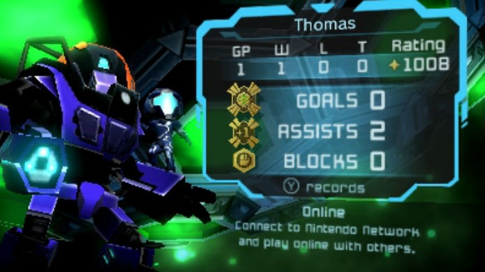 Metroid Prime Federation Force possui multiplayer viciante no modo Blast Ball (Foto: Divulgação / Nintendo)