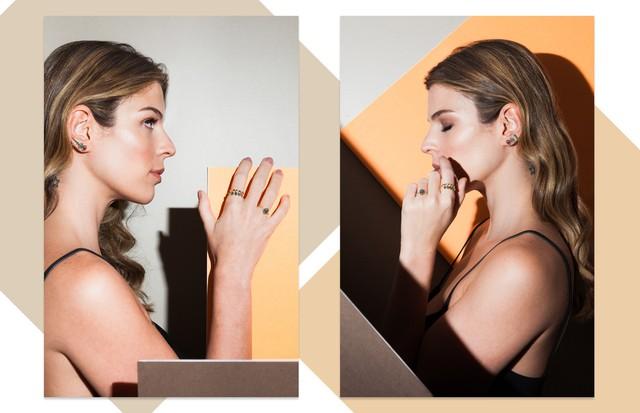 Nova coleção da designer de joias Carol Bassi  (Foto: Reprodução)