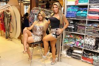 Ana Paula Minerato e Tati Minerato (Foto:  Danilo Carvalho e Thais Aline/ Ag. Fio Condutor)
