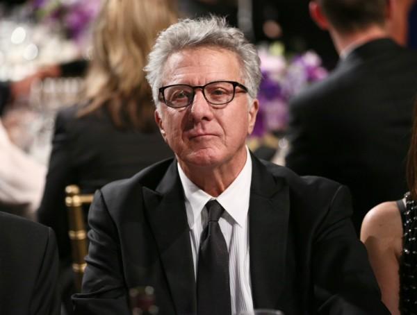 Dustin Hoffman salvou um homem durante um passeio em Londres (Foto: Getty Images)