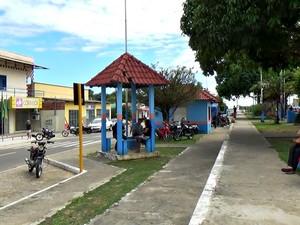 Mâncio Lima, interior do Acre  (Foto: Jhonatas Fabrício/Arquivo pessoal)